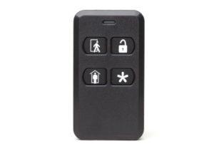 2 Gig keychain remote